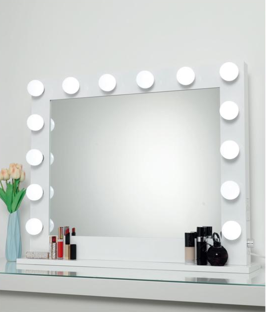 28W LED Professional Hollywood Vanity Mirror