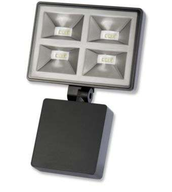 32 Watt LED Floodlight Black