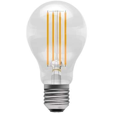 4W LED Dimmable Filament GLS ES Clear 2700K