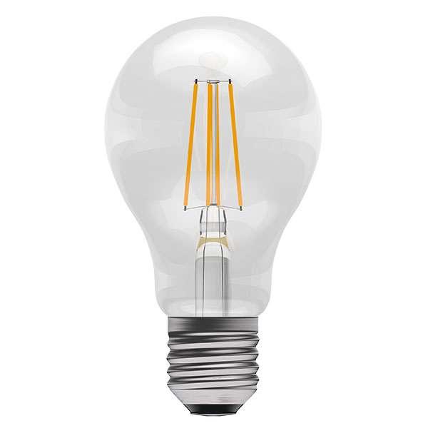 4W LED Filament GLS - ES, Clear, 2700K
