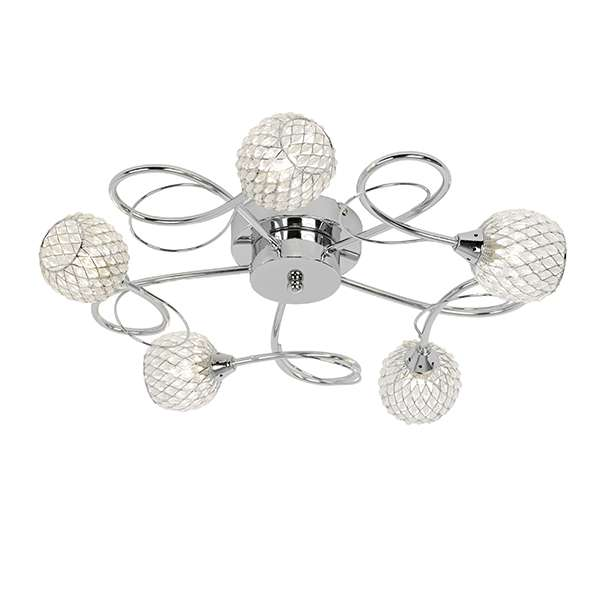 Aherne 5lt semi flush 33W