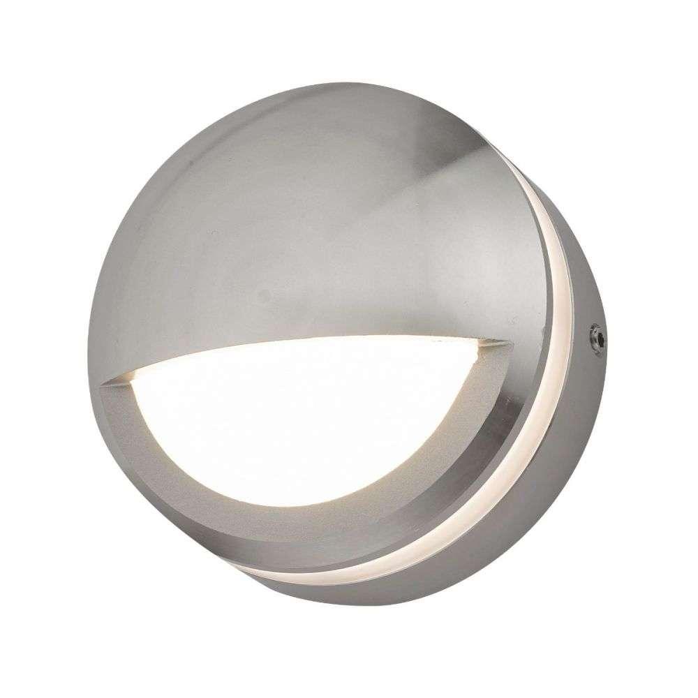 Akos Wall Light Aluminium Eyelid IP65 LED