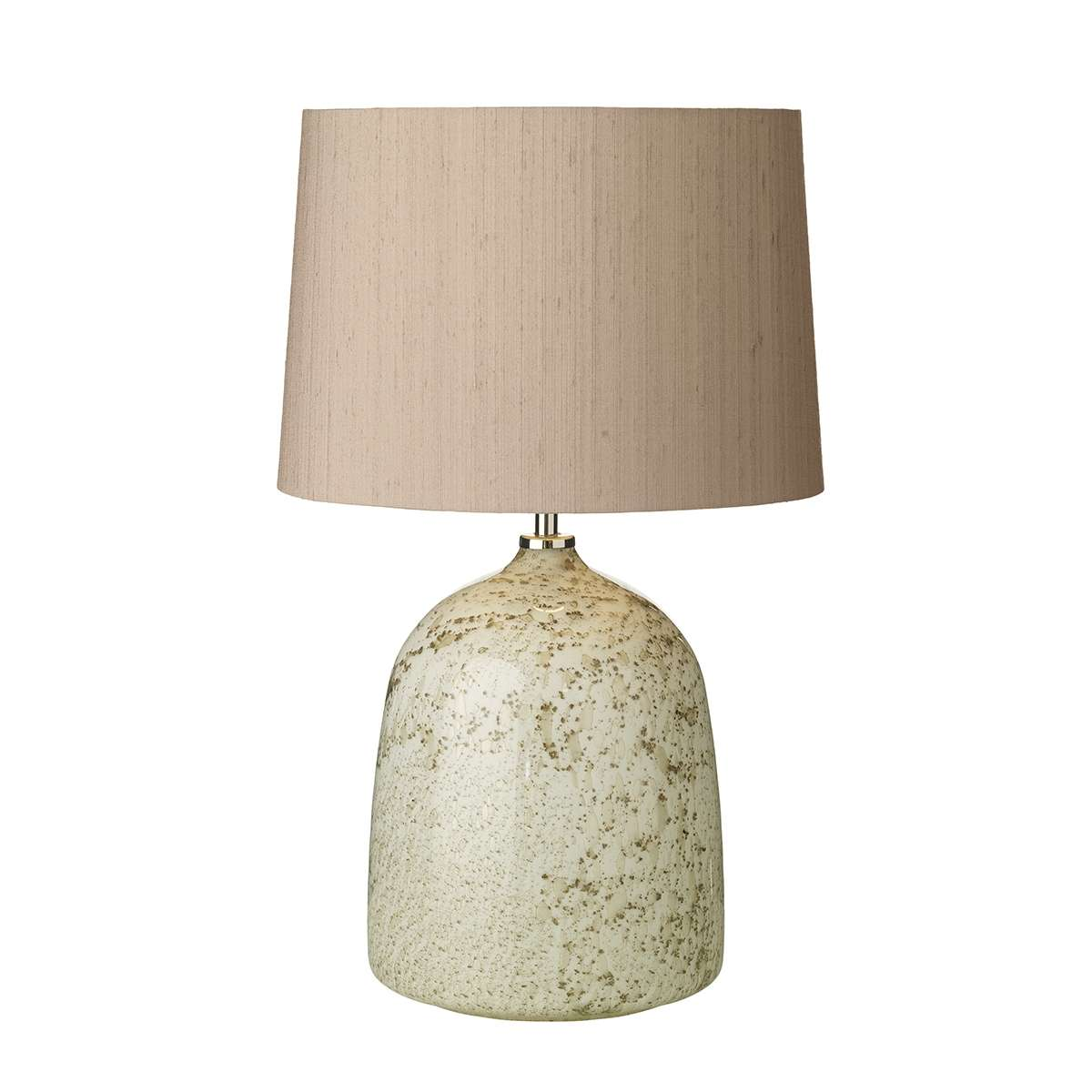 Alte Volcanic Glass Table Lamp
