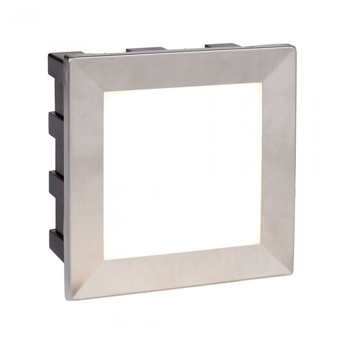 Ankle Stainless Steel 3.5 Led Indoor/Outdoor Recessed Square Medium