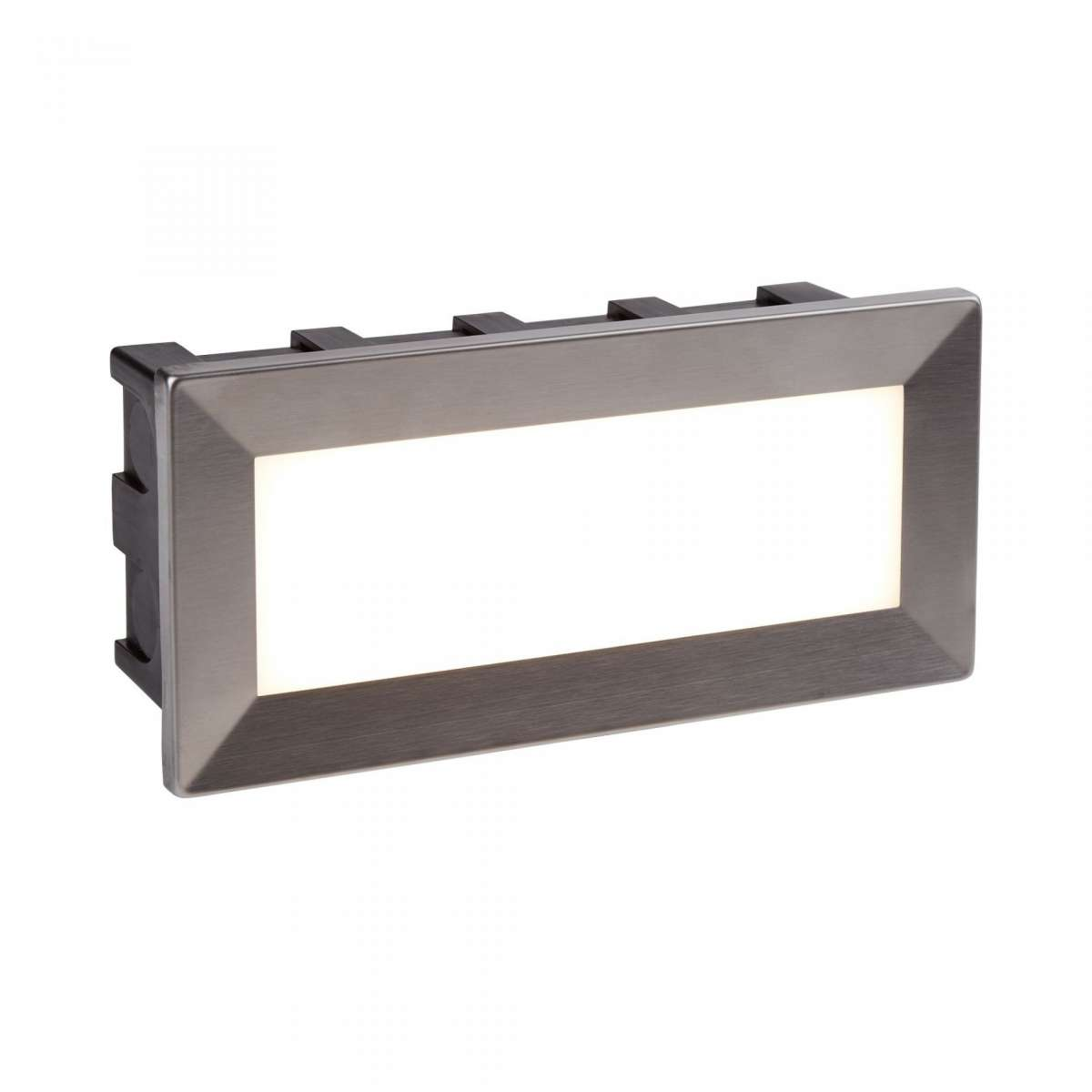 Ankle Stainless Steel 3.5W Led Indoor/Outdoor Recessed Rectangle