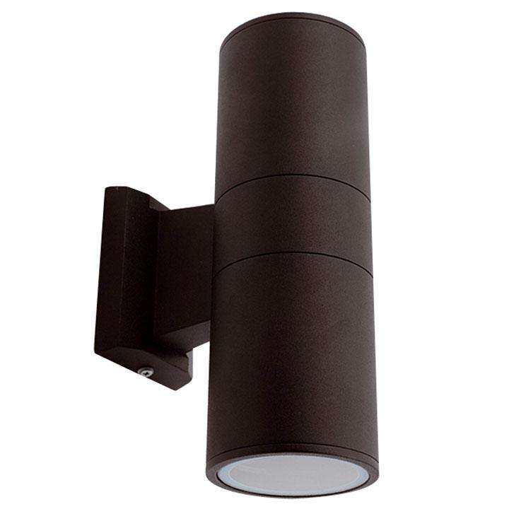 Ansell Duo Midi Die-Cast Up & Down IP65 Outdoor Light