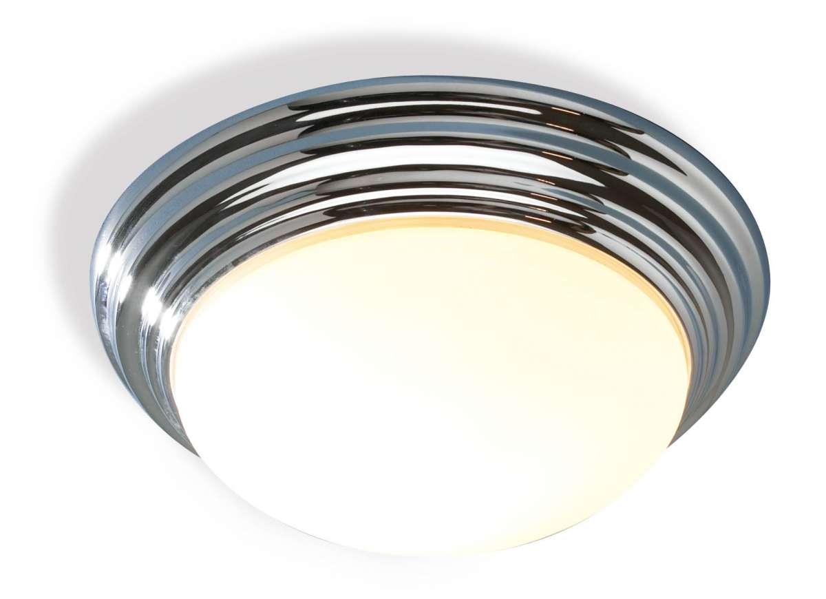 Barclay Large Polished Chrome Flush Fitting