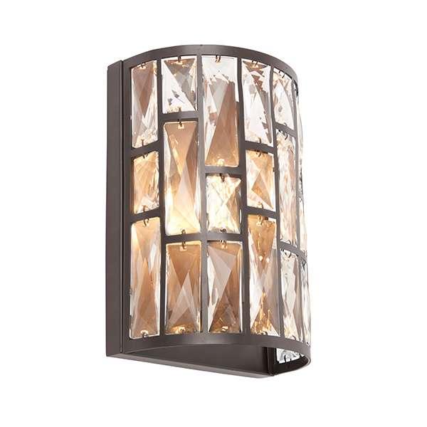 Belle Wall Light in Bronze