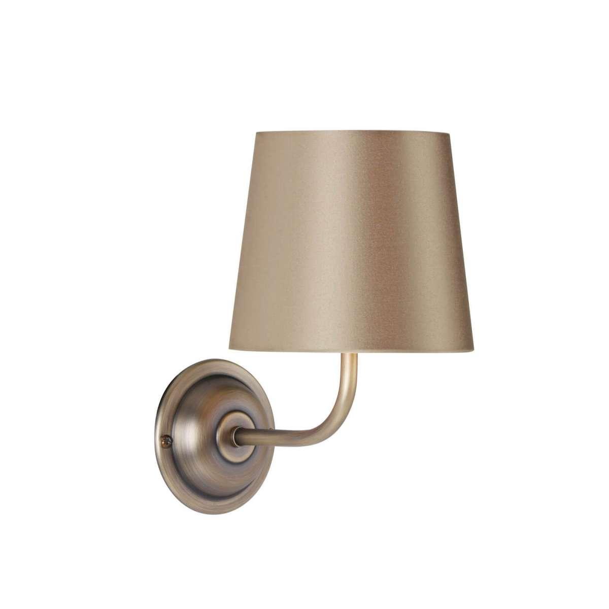 Bexley Wall Light Antique Brass