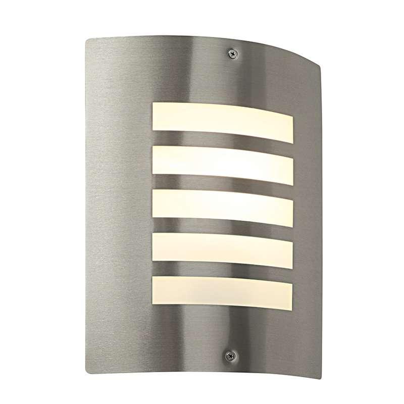 Bianco 1lt wall IP44 60W