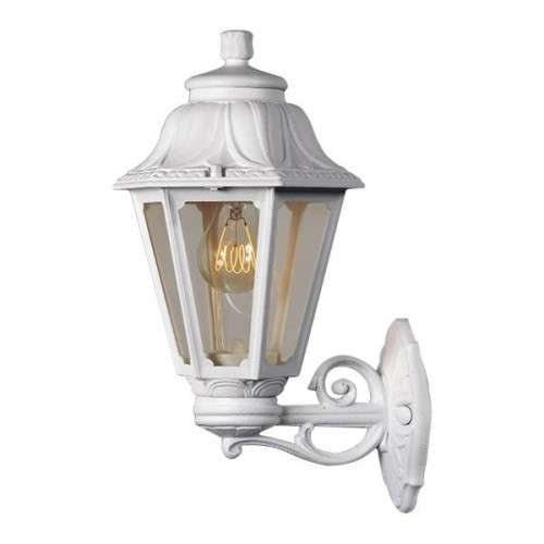 BISSO ANNA Outside Wall Light White