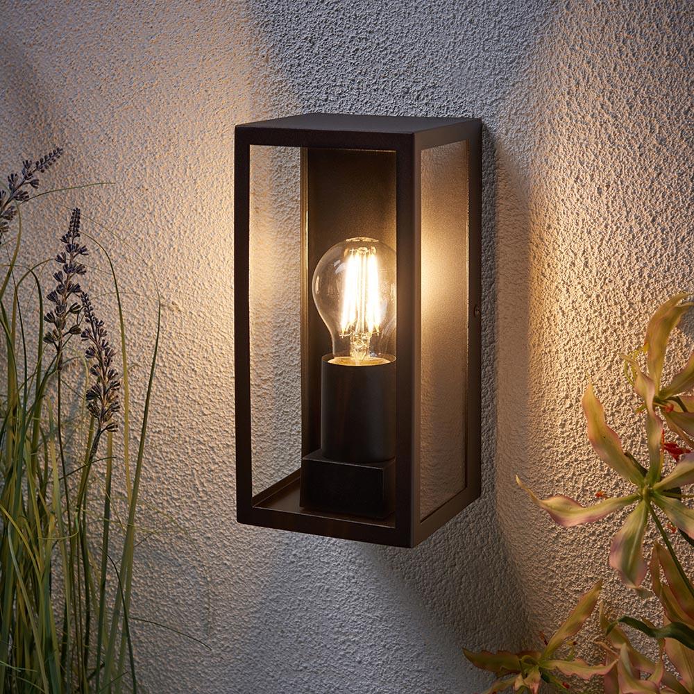 Breton 1lt Wall Light IP44 28W