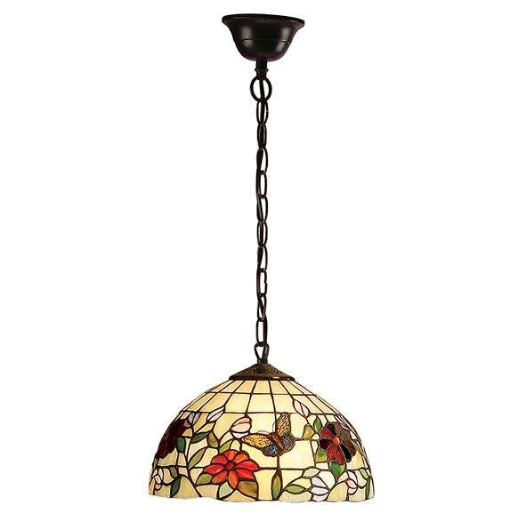 Butterfly Small 1 Light Pendant 60W