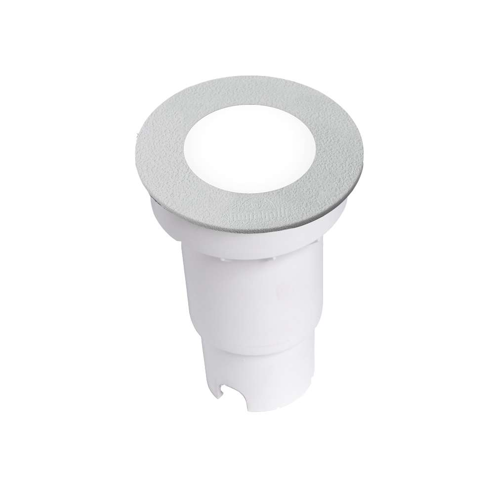 CECI 90mm Grey LED Walkover Light