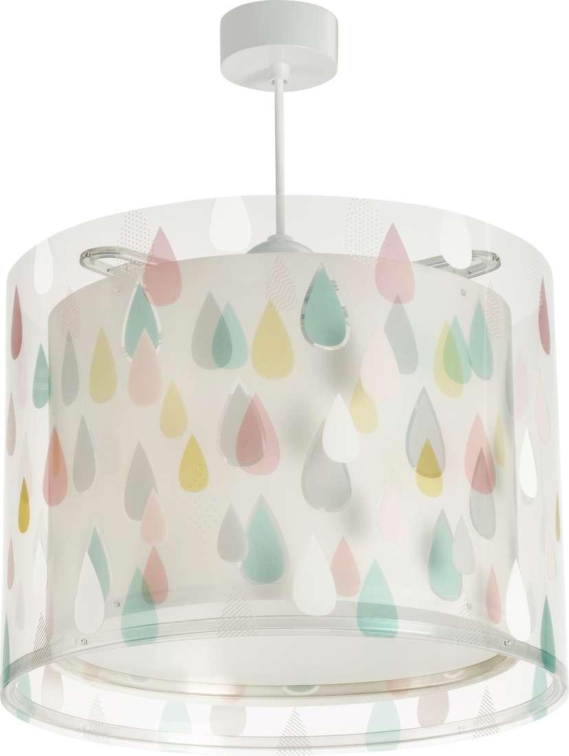 Color Rain Pendant Light
