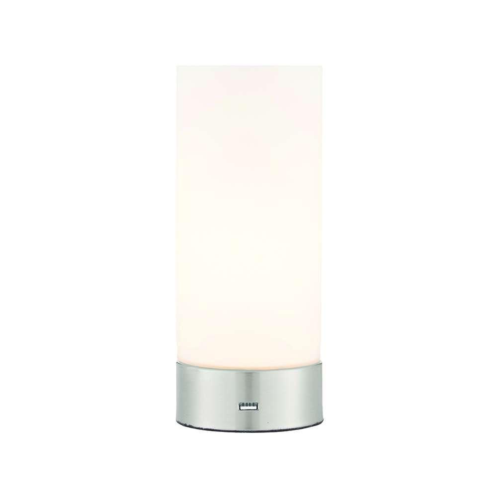 Dara Table Lamp & USB Charging Port