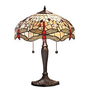 Dragonfly beige medium table 60W SW