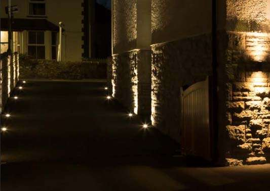 Driveway & In Ground Lighting Explained