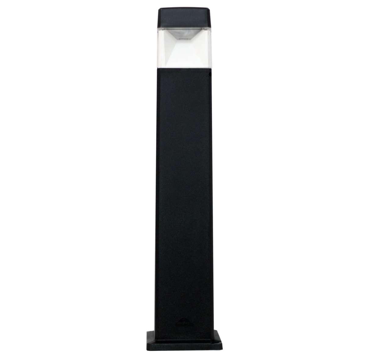 Elisa 800 Black LED Bollard
