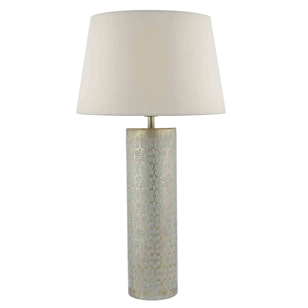Fadana Table Lamp Gold Base Only