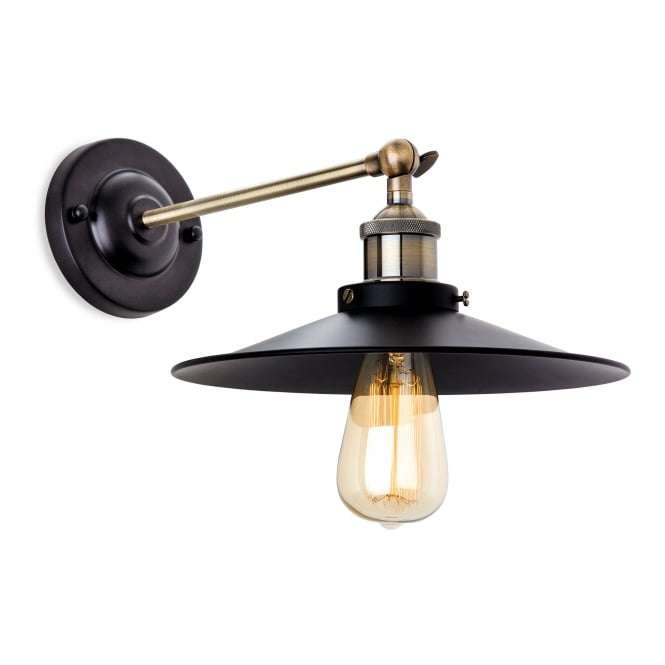 Firstlight American Traditional Vintage Bronze Wall Sconce Light