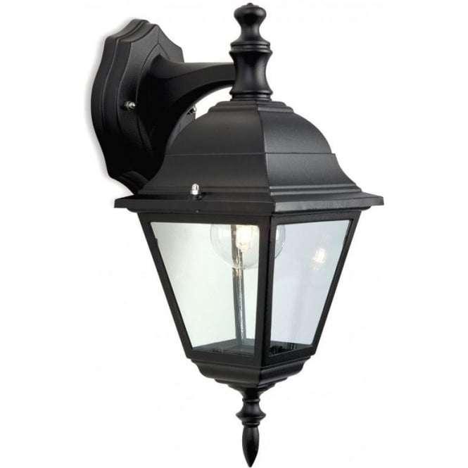 Firstlight Traditional Black Coach Outdoor Lantern