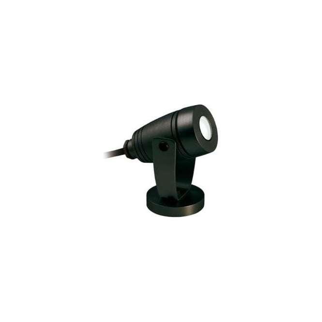 Firstlight Waterproof LED Spotlight in Black Finish