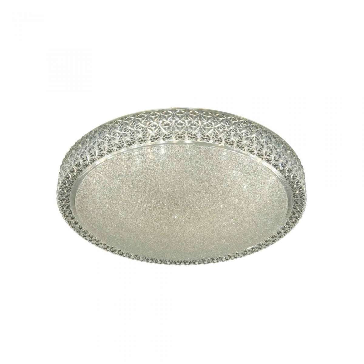 Flush 50cm Ceiling Light 36W Temperature Colour Changing