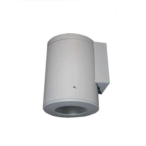 Franca 90mm Wall Light in Grey Finish