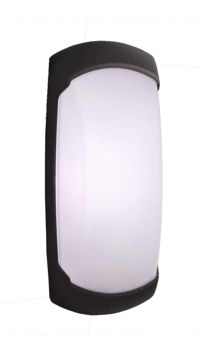 Francy Black Opal E27 With PIR Sensor