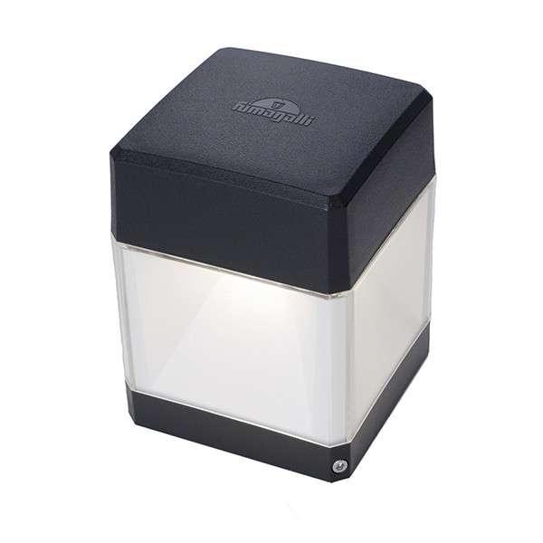 Fumagalli ELISAWALL/LED7BL Elisa 7W LED Wall Light Black