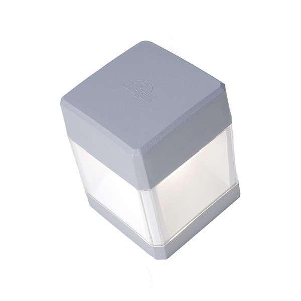 Fumagalli ELISAWALL/LED7GY Elisa 7W LED Wall Light Grey