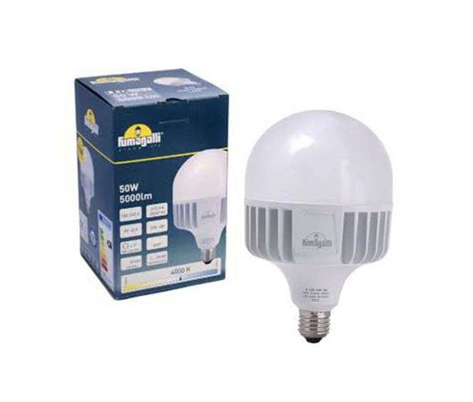 Fumagalli H2.LED.HIP.4K E27 Highpower LED Lamp 30W  Cool White 4000K