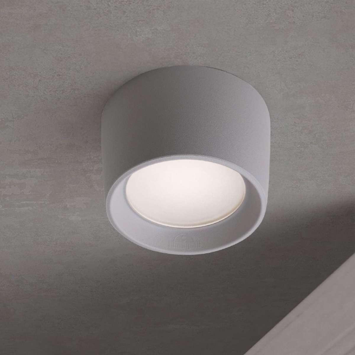 Fumagalli LIVIA160GY Livia 160 Grey LED 7W 4000K Ceiling Down Light