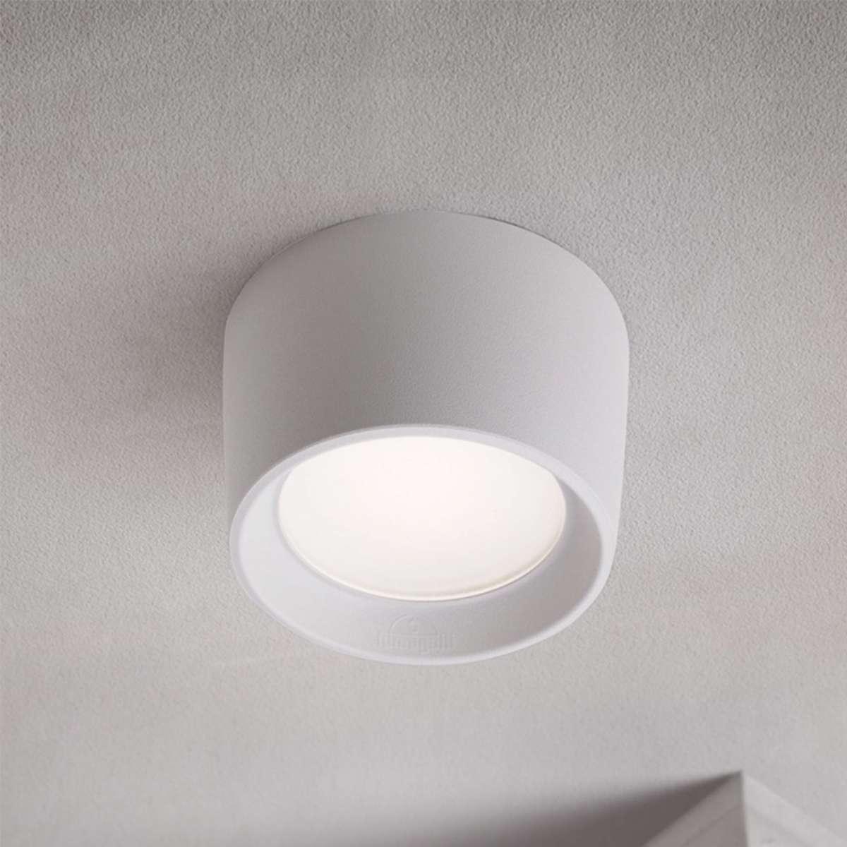 Fumagalli LIVIA160WH Livia 160 White LED 7W 4000K Ceiling Down Light