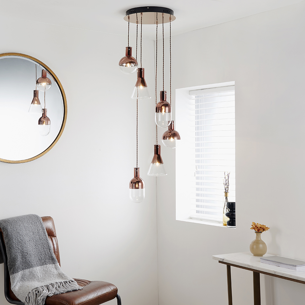 Giamatti 6 Light Pendant 20W