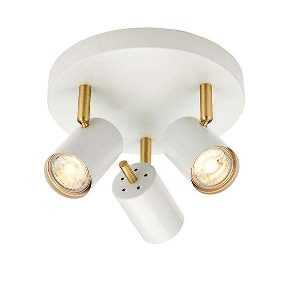 Gull 3 Light Round 3.5W Warm White