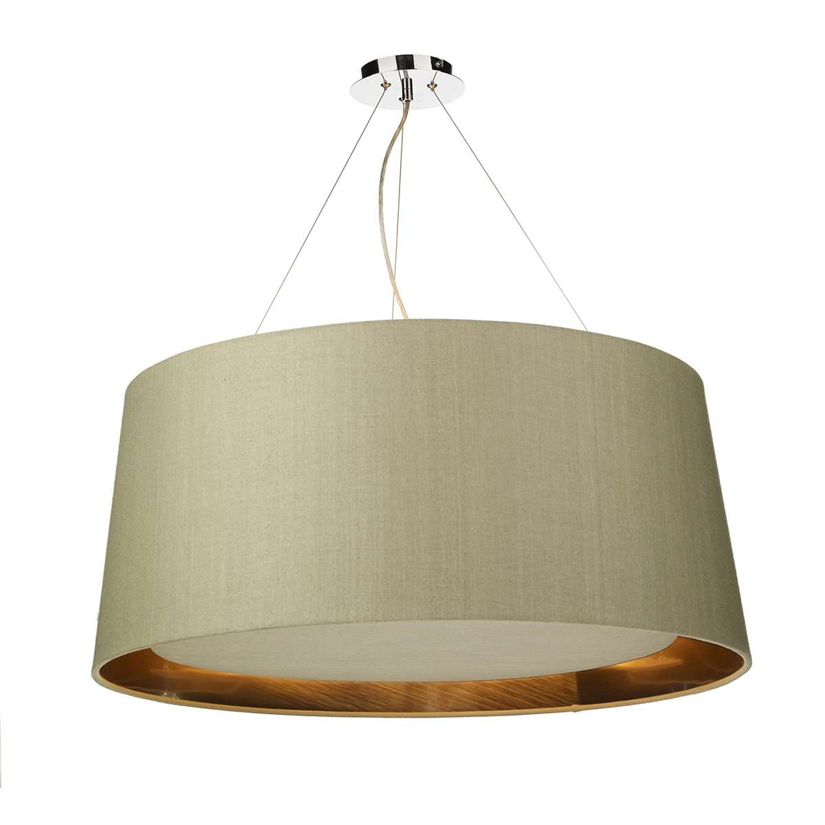 Hastings 80cm 3 Light Pendant