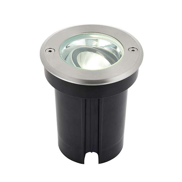 Hoxton Ground Light Intergrated LED IP67 6W Cool White