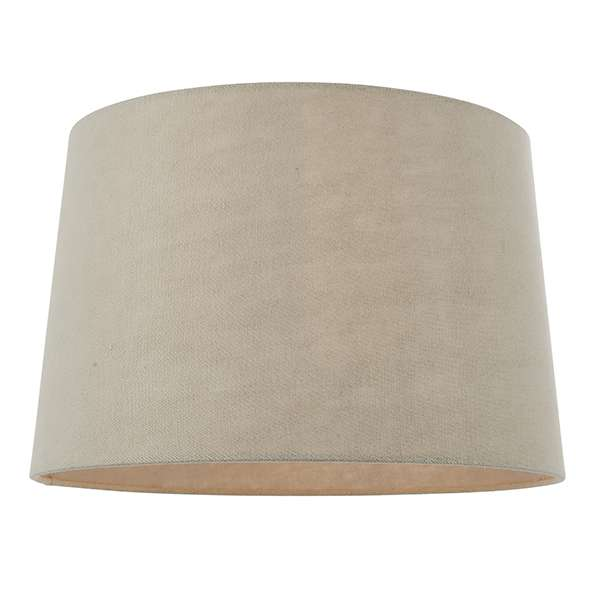 Mae Taupe Linen Shade 400mm