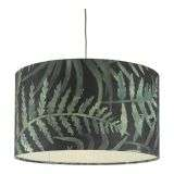 Bamboo Easy Fit Shade Green Leaf Print Large