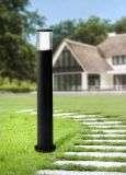 Carlo 800 mm Black Clear LED 3.5W Bollard Post Light