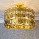 Eldora 3 Light Gold Pendant