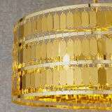 Eldora 5 Light Gold Pendant