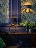 Panther Black Table Lamp